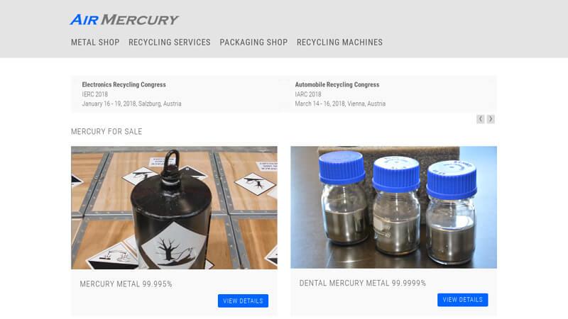 Referenz airmercury